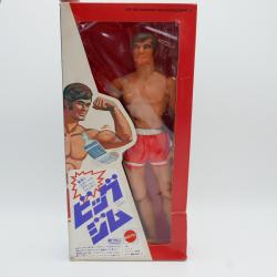 Big Jim Série sport - Big jim neuf en boîte (4332) - Mattel