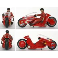 Akira - Kaneda & his bike action figure - Mc farlane Toys