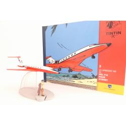 En avion Tintin, Le carreidas 160 de vol 714 pour Sydney (n°2)