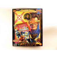 Marvel- Figurine Cyclops-Toybiz