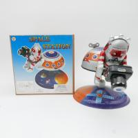 Robot - Space Station - Mars-10 - Vintage metal robot - Schylling