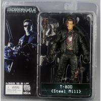 Terminator - T-800 - Steel Mill - action figure - Terminator 2 - NECA