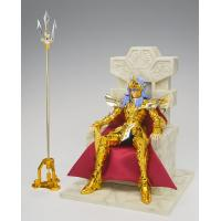 Saint Seiya - Myth cloth -Sea Emperor Poseidon - Saint Cloth Crown - Bandai