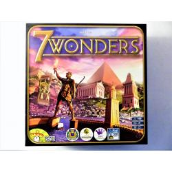 Jeu-7 wonders- repos production