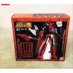 Getter Dragon - GX-18 -Soul of chogokin - Bandai