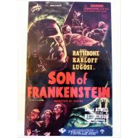 Figurine-Son of Frankenstein-Sideshow