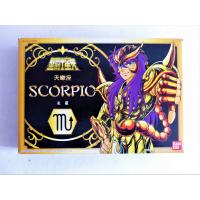 Chevaliers du zodiaque-scorpion-Bandai