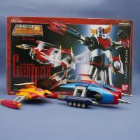 Gredizer - GX-04 -Soul of chogokin - Bandai