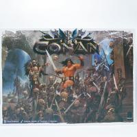Conan The barbarian - Khitai extension Core box - figurines - Asmodee