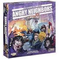 Zombicide - boardgame -  Angry neighbors Extension - Guillotine games