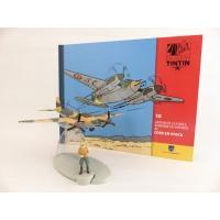 En avion Tintin,L'avion de la force aérienne de Khemed (n°10)