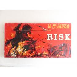 Jeu- Risk Rétro-Miro