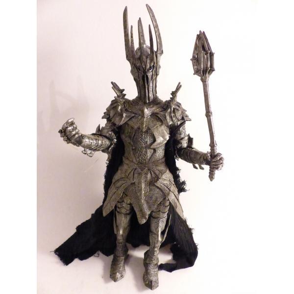Style magnifique emballage élégant et robuste style moderne Acheter-Figurine rétro seigneur des anneaux Sauron-pas cher