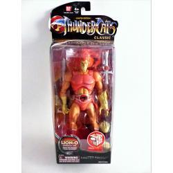 Figurine rare-Cosmocats Starlion rouge -Bandai