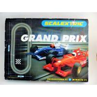 Circuit électrique auto-scalextric Bridgestone F1