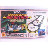 Circuit électrique auto-Tyco- Big detour