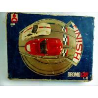 Circuit électrique auto-Polistil-Dromocar