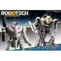 Robotech-Figurine Veritech Fighter VF-1J