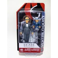 Batman-The animated seriesFigurine Le ventriloque & Scarface-DC collectibles