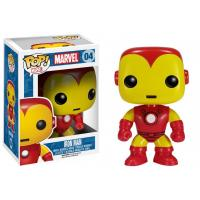 Figurine-Funko POP! Marvel Iron man 04