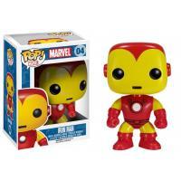 Figurine-Funko POP! Marvel Iron man 04