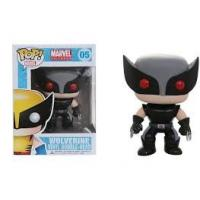 Figurine-Funko POP! Marvel Wolverine X force 05