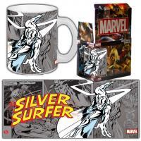 Marvel-Mug rétro Silver surfer