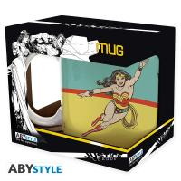 DC-Mug rétro Wonder Woman