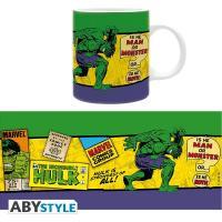 Marvel-Mug vintage Hulk