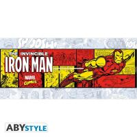 Marvel-Mug vintage Iron man