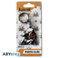 Albator-Porte clé-métal
