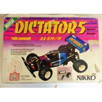 Voiture radiocommandée-Nikko dictator 5