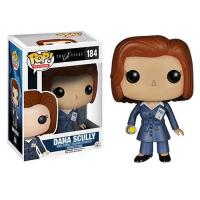 Figurine-Funko POP! X Files Dana Scully 184