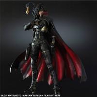 Albator-Figurine Captain Harlock-Playarts Kai