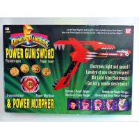 Power rangers-Power gun sword-Bandai-1993