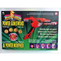 Power rangers-Power gun sword-Bandai-1993
