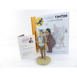 Figurine collection officielle Tintin n°16 Oliveira da Figueira