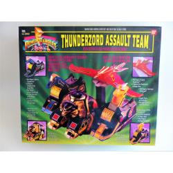 Power rangers-Thunderzord Assault team-Bandai-1993