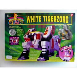 Power rangers-White tigerzord-bandai-1994