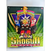Power rangers-Shogun megazord-Bandai-1993