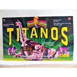 Power rangers-Titanos-Bandai-1993