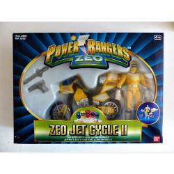 Power rangers-Zeo jet cycle II-Bandai-1996