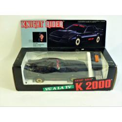 K 2000-Voiture radio commandée rétro-Universal studios