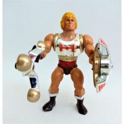 Les maîtres de l'univers-Figurine Musclor l'éclair-Mattel