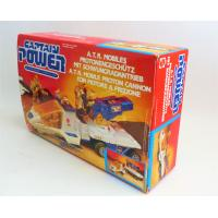 Captain Power- Véhicule A.T.R-Mattel-En boîte
