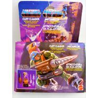 Les maîtres de l'univers-Mecanicor/Cliff Climber-Mattel