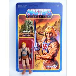 Les Maîtres de l'univers-Figurine Musclor (He-Man)-Super 7