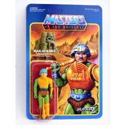Les Maîtres de l'univers-Figurine maître d'armes (man at arms)-Super 7