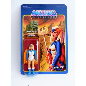 Les Maîtres de l'univers-Figurine La sorcière (sorceress)-Super 7