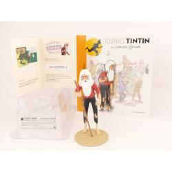 Figurine collection officielle Tintin n°23 Ridgewell l'explorateur